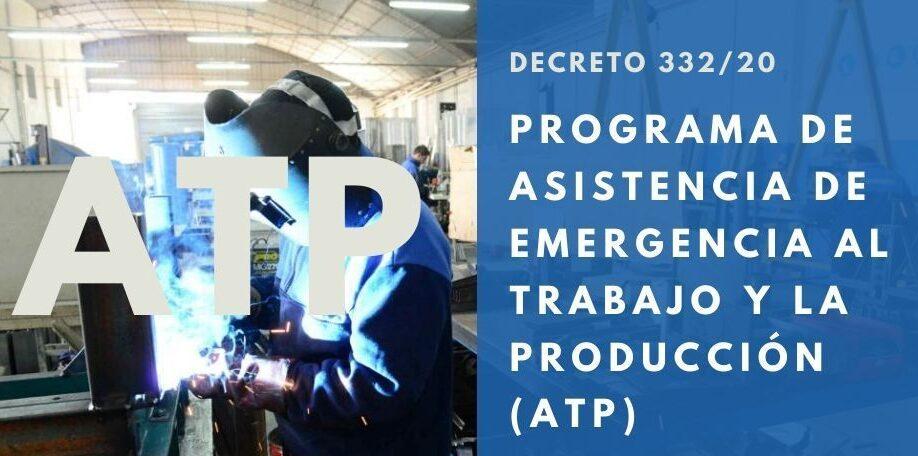 Se estableció la fecha límite para acceder al ATP 6