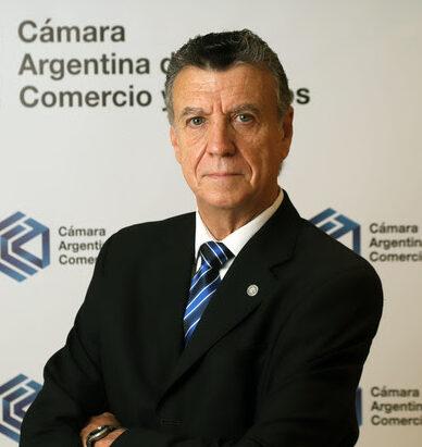 Natalio Mario Grinman fue electo Presidente de la Cámara Argentina de Comercio y Servicios