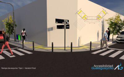 Se presentó un proyecto de Accesibilidad Universal en Gualeguaychú